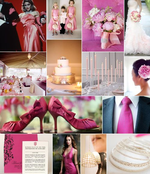 Pink-glamourous