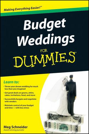Budgetweddingsfordummies